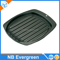 Non-stick Round French Fry Pan air frying pan