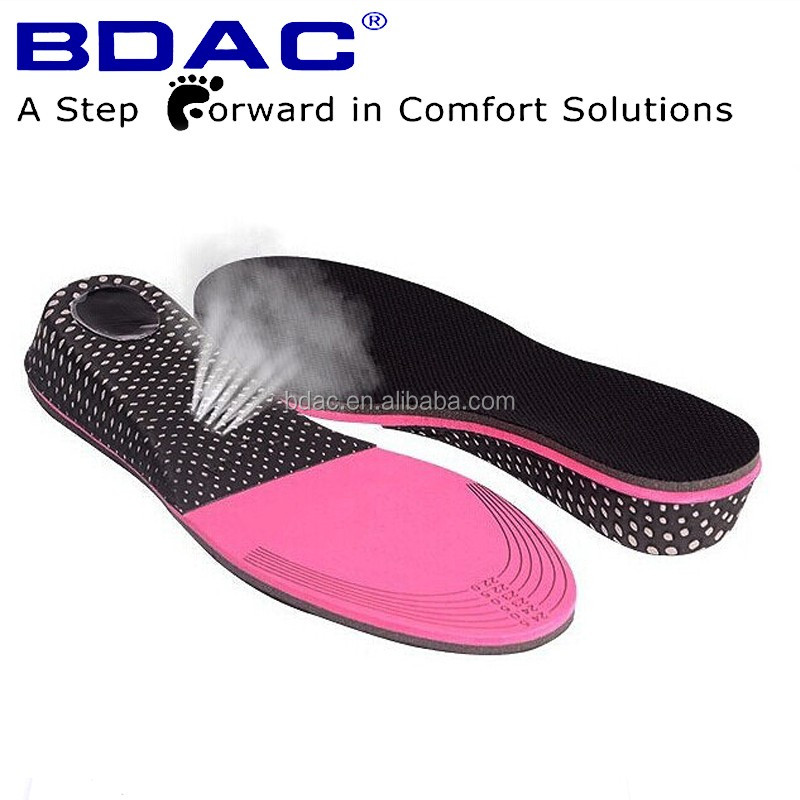EVA full length Height increasing printed insole