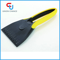 Promotional cheap Plastic auto window blade wiper hand ice scraper