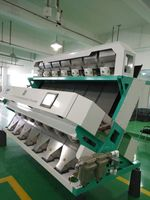 Automatic CCD camera Color Sorter and glass Sorting Machine with Factory Price