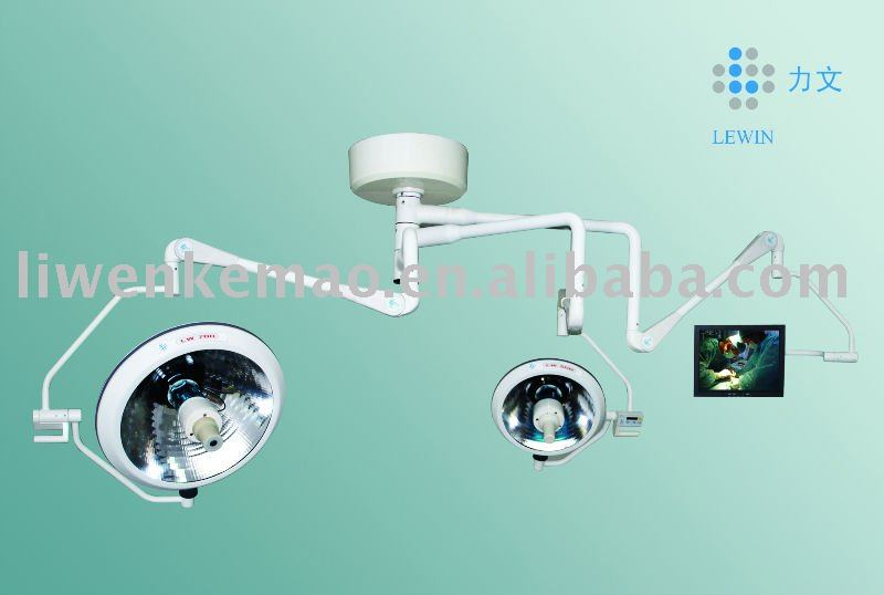 LW700/500 surgical operational lamp (with camera system)