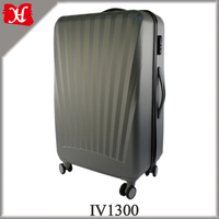 Hot Sales Spinner Double Wheel ABS Trolley Luggage Hotel Airport Luggage Trolley