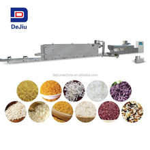 2017 Hot sale and Negotiable Extruded Rice Processing Line/Nutrition rice/ Artificial rice process line