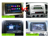 Cheap portable dvd player 7 inch car sound system autoradio gps 2 din multimedia system for universal