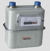 HU-G2.5 domestic gas meter(steel case)