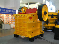 jaw crusher station in stock