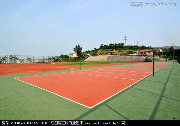 synthetic volleyball courts flooring