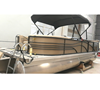 Aluminum Luxury pontoons boat aluminum pontoons for pontoon boat