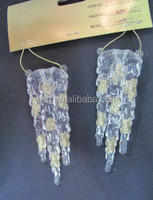 christmas ornaments wholesale clear acrylic icicle