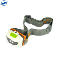 New fashion high power dual light source mining led headlamp motorcycle usb with AAA battery for aloft work camping