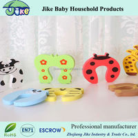 Animal shape Baby Safety Door Guard child Safety Products Prevent the Door Bruised Hand