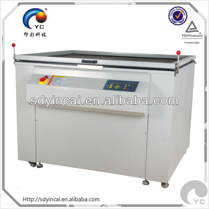microcomputer pcb screen printing exposure machine exporter