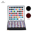 fengshangmei brand high quality soak off nail art painting uv gel nail polish kit with 72 colors available