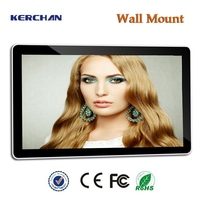 High resolution 42inch wall mount light board advertising
