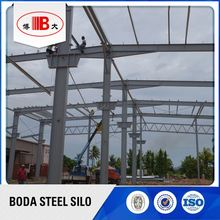 Commercial Steel Structure Residential Building