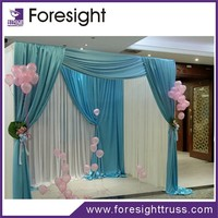 portable pipe and drape set for wedding canopy,chuppah poles