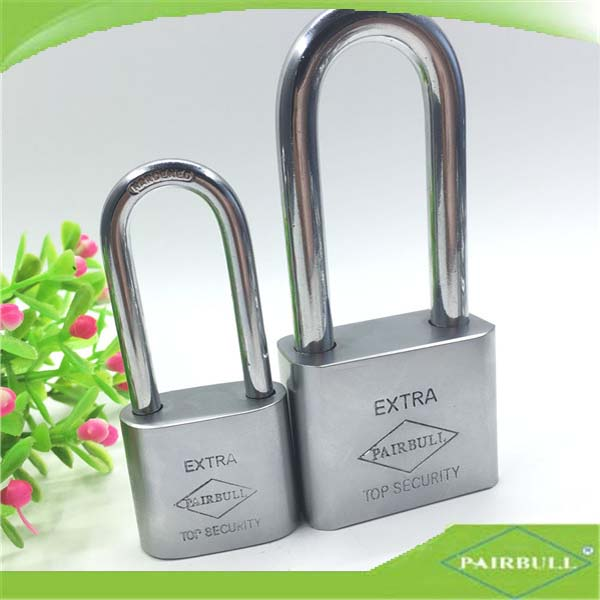 common multi-purpose alloy material paddle lock wrought iron gate lock