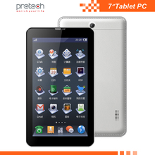 2017 Shenzhen Enclosure Android 7 inch phone Download Google Play Store Tablet Pc Android
