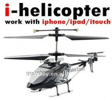 I helicopter,Iphone/iPod/iPad/iTouch rc helicotper,3.5ch new r/c helicopter with 4 styles 3 colors ZY105405