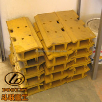 EC360 track group assy with shoe for excavator volvo track shoe