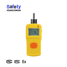 China manufacturer gas detector with shut-off valve best service