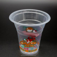Chinese manufacture pp material disposable biodegradable custom plastic cups