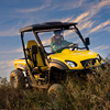 Electric farm utility vehicle utv