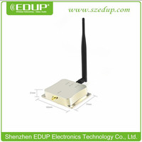 high power 8w outdoor wifi signal booster 2.4GHZ/5.8GHZ EDUP EP-AB003