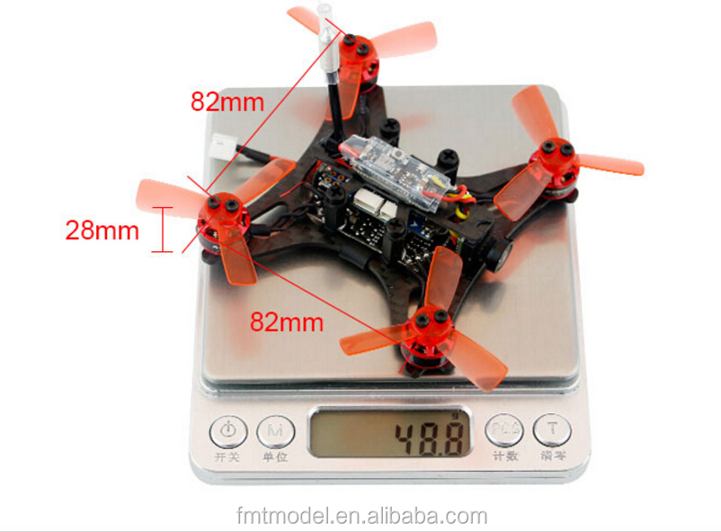 F19933 KINGKONG 90GT PNP Brushless FPV Drone Mini Quadcopter With FRSKY AC800 Receiver