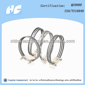 china manufacturer T220L-UT Piston Ring