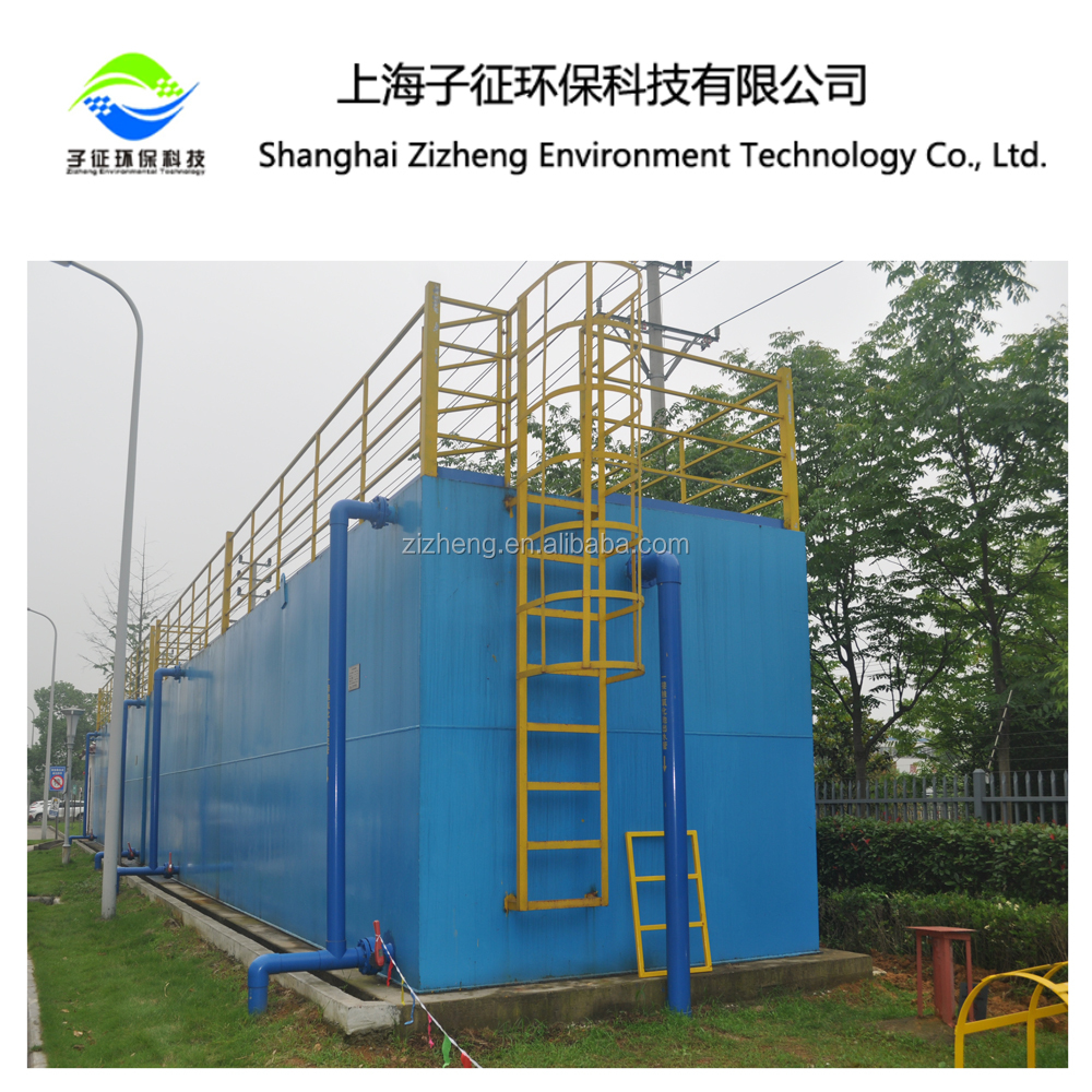 Package waste water treatment plant with ultrafiltration membrane Flat sheet membrane for wastewater treatment plant