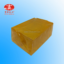 PSA hot melt pressure sensitive adhesive for labels and express box sealing and bag sealing and sealing PE courier bag