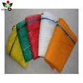 China manufacturer packaging HDPE plastic raschel mesh bags for Vegetables Fruits
