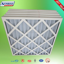 G3 White Color Cardboard Frame AC Furnace Filter