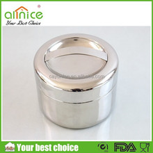 SUS18/8 steel food carrier/304 stainless steel sealed pot/insulated tiffin boxes