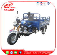 150CC Water-KAVAKI Cooled Ghana Motor Tricycle