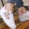 New nice spring atest design fashion trend cute simple the arts increase woman casual shoes