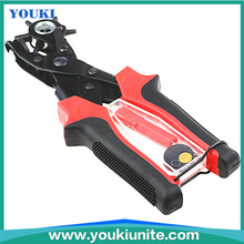 belt punch pliers leather hole