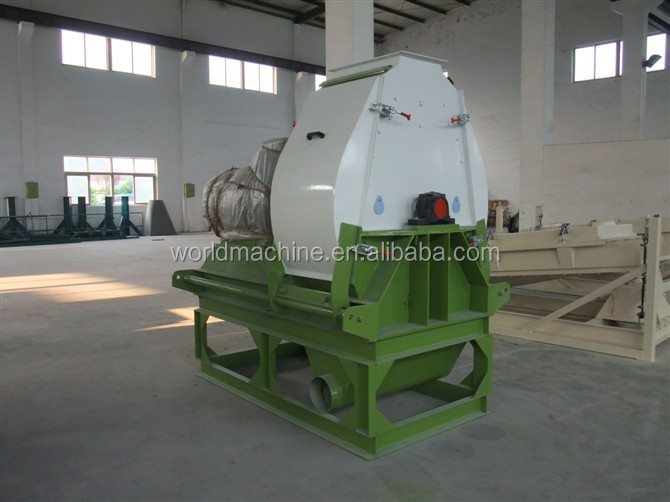 CE certified Whirston SJZL series animal feed pellet machine