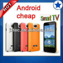 quadband tv wifi low price smart android cellphone H3036