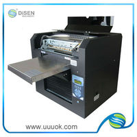 Multicolor business card printing machine for sale