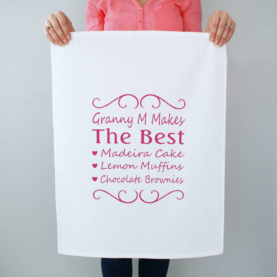 100% plain white canvas tea towel kitchen towel for embroidery
