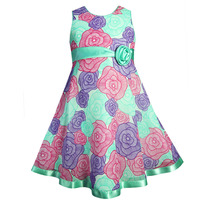 baby summer fashion dress designs for girls