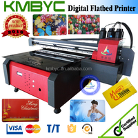 scratch card printing machine/invitation card printing machine/pvc id card laser printer