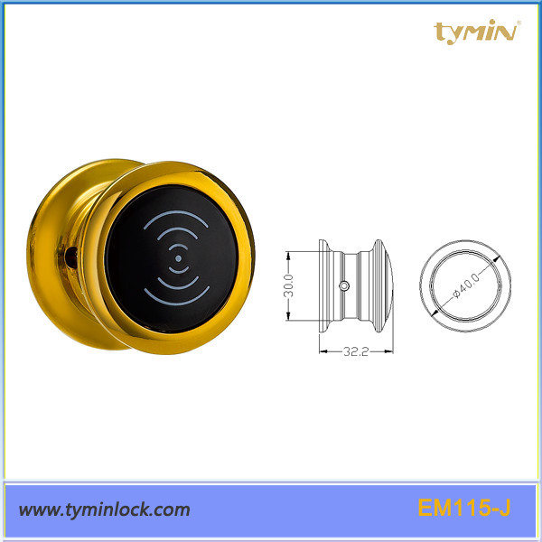 [TYMIN LOCK]4pc AA battery electronic cabinet lock RFID, with Master key to open