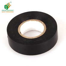 18MM*130MIC High Voltage PVC Insulating Electrical Tape adhesive black tape