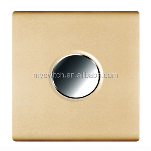 smart electric switch voice control lighting switch delay or sound sensor