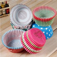hot selling high quality colorful DIY cupcake for baking cup cake