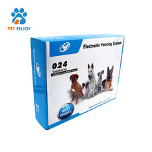 YuFeng New mode pet fence wireless dog fence system with electric shock collar PET-90 for pet dog