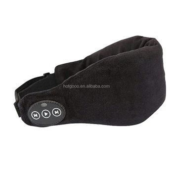 Headband headphone Sleeping eye mask